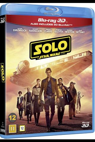 3D Star Wars Solo
