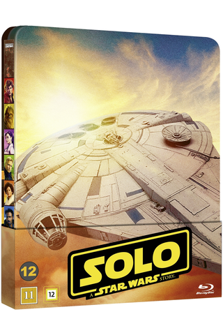 Bd Star Wars Solo