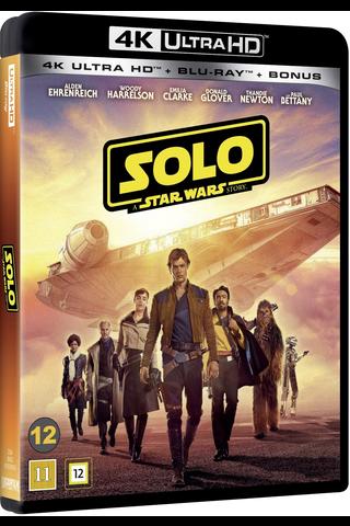 4K Star Wars Solo