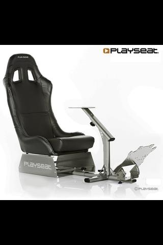Playseat Evolution ajopenkki (musta)