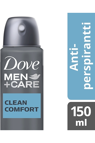 Dove Men+Care AP Spray Clean Comfort 150ml