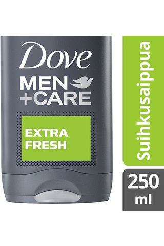 Dove Men+Care 250ml Extra Fresh suihkusaippua
