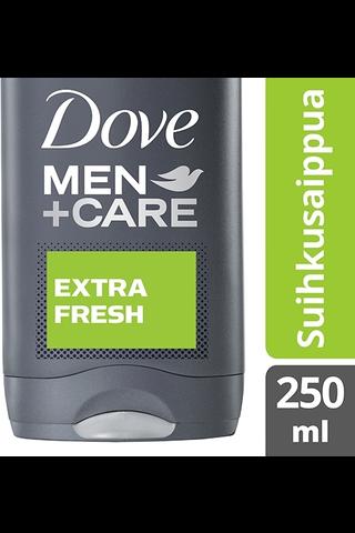 Dove 250ml Men+Care Extra Fresh suihkusaippua