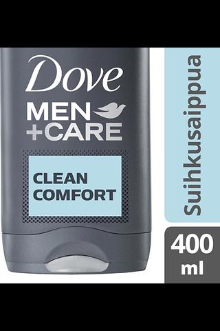 Dove Men+Care 400ml Clean Comfort suihkusaippua