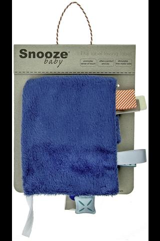 Snooze merkkiriepu t. sininen