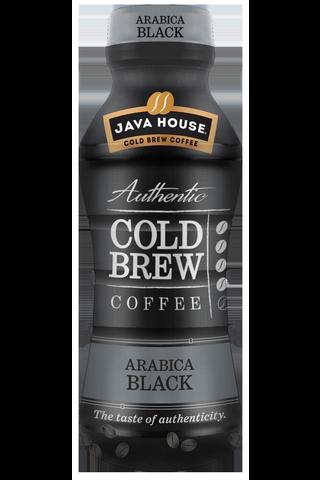 Java House Cold Brew Coffee Arabica Black 300ml pullo