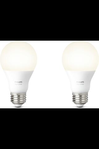 Philips LED-lamppu Hue white E27 2kpl