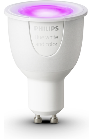 Philips LED-spottilamppu Hue white and color ambiance GU10