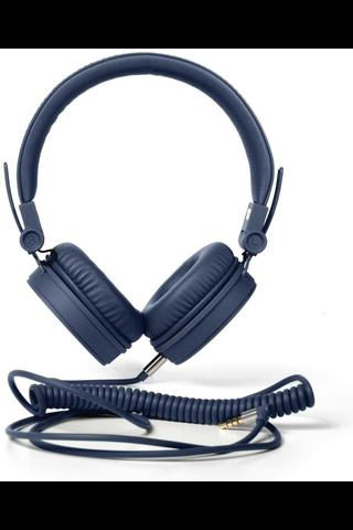 Fresh 'n Rebel Caps On-Ear kuulokkeet, Indigo