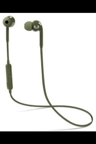 Fresh 'n Rebel Vibe Bluetooth nappikuulokkeet, Army