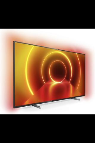 Philips smart tv 50pus7805/12 uhd hdr ambilight