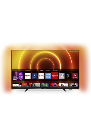 Philips smart tv 70pus7805/12 uhd hdr ambilight