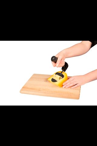 Vitility juustohöylä ergonominen