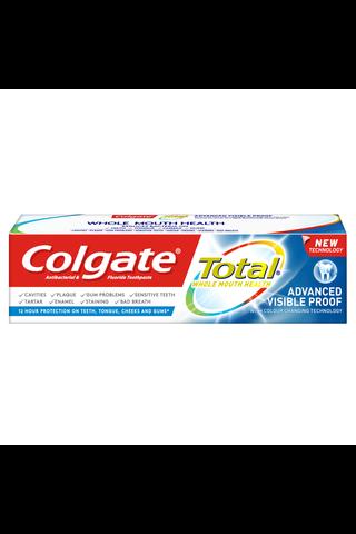 Colgate 75ml Total Visible Proof hammastahna