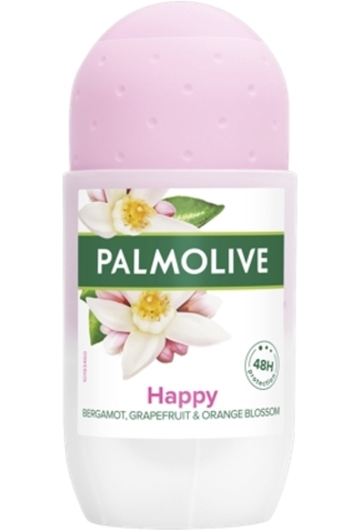Palmolive Aromatherapy Happyful antiperspirantti roll-on 50ml
