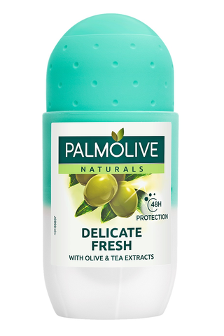 Palmolive Naturals Delicate Fresh antiperspirantti roll-on 50ml
