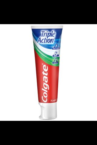 Colgate Triple Action hammastahna 75ml