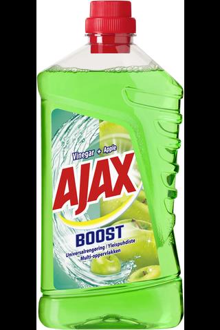 Ajax 1000ml Boost Vinegar & Apple yleispuhdistusaine