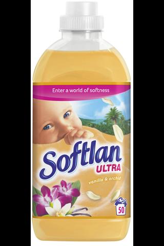 Softlan Vanilla&Orchid huuhteluainetiiviste 750ml