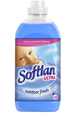 Softlan 750ml Outdoor Fresh huuhteluaine