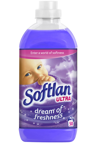 Softlan Dream of Freshness huuhteluaine 750ml