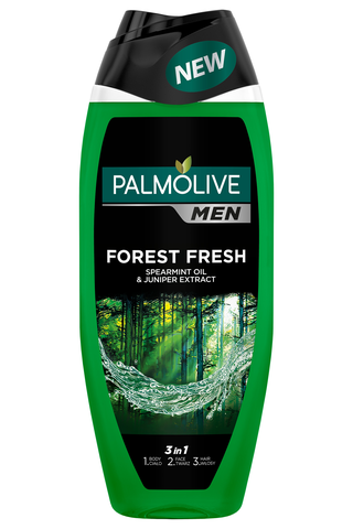 Palmolive Men Forest Fresh suihkusaippua 500ml