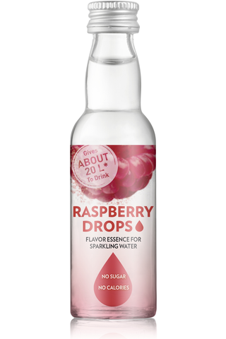 SodaStream 40ml Raspberry Drops