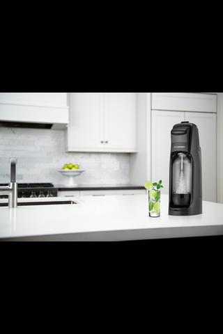 SodaStream Jet hiilihapotuslaite metallic-black