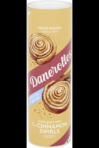 Danerolles 280g/6kpl Crispy Cinnamon Swirls valmistaikina