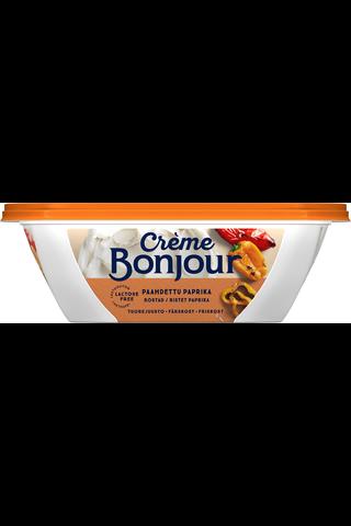 Crème Bonjour 200g Paadettu Paprika tuorejuusto laktoositon