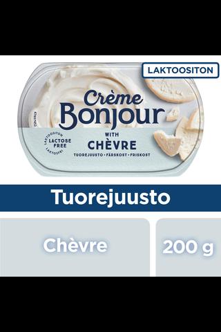 Crème Bonjour 200g Chevre tuorejuusto laktoositon
