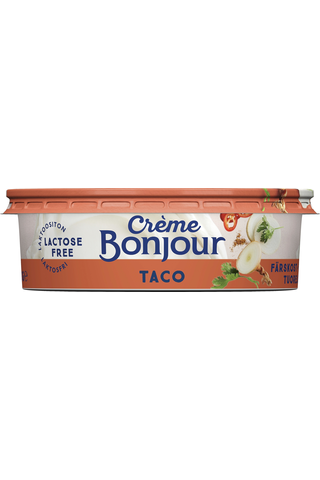Crème Bonjour 100g Taco laktoositon