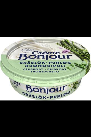 Crème Bonjour 100g Ruohosipuli laktoositon
