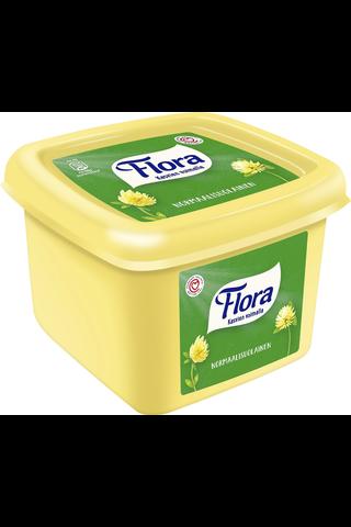 Flora 1kg Normaalisuolainen margariini 60%