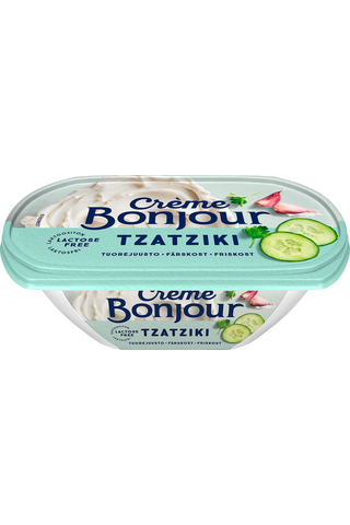 Crème Bonjour 200g Tzatziki laktoositon