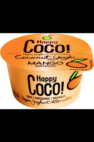 Happy Coco! 125g kookosvälipala mango