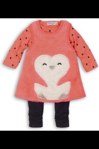 Dirkje vauvojen mekko+paita+leggingsit B32205