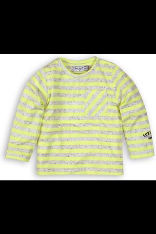 Dirkje lasten pitkähihainen raidallinen t-paita C34481