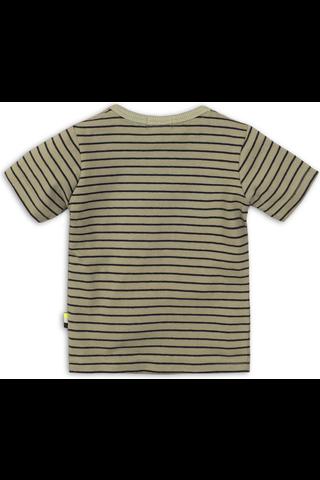 Dirkje lasten raidallinen tukaani t-paita C34583