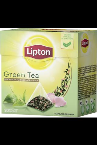 Lipton 36g Green pyramidi vihreä tee 20ps