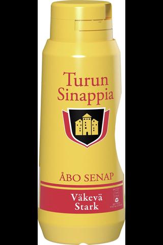 Turun Sinappia Sinappi Väkevä 490g
