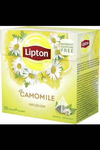 Lipton 14g Camomile pyramidi yrttitee 20ps