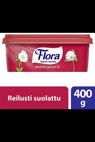Flora 400g reilusti suolattu margariini 60