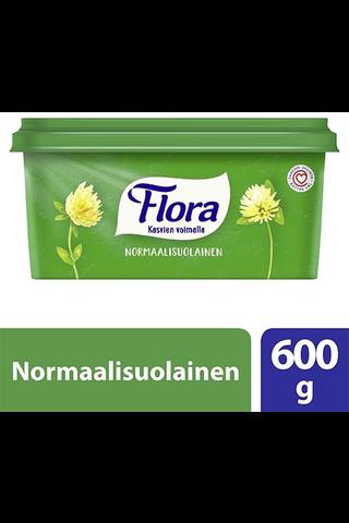 Flora 600g normaalisuolainen margariini 60