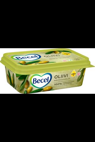 Becel 400g Kevyt 38% kasvirasvalevite sisältää oliiviöljyä