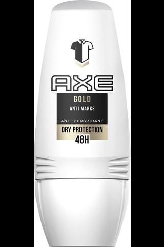 Axe 50ml Roll-on Gold