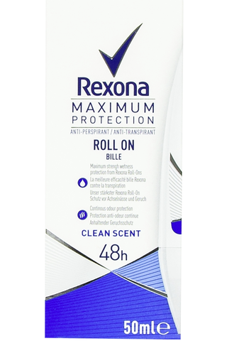 Rexona 50 ML CLEAN SCENT DEO ROLL-ON