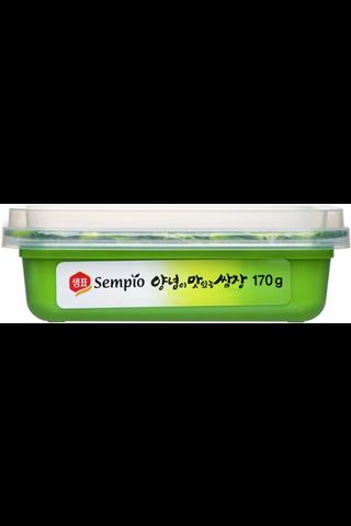 Sempio korealainen Ssamjang maustettu soijapaputahna 170g