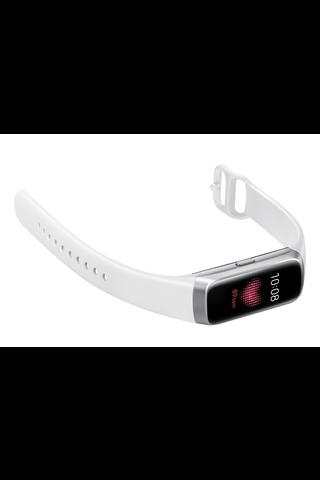 Samsung Galaxy Fit aktiivisuusranneke hopea