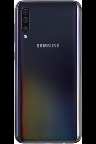 Samsung älypuhelin Galaxy A50 128Gt musta